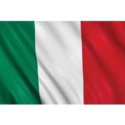 BANDIERA ITALIA ITALIANA TRICOLORE cm. 150 x 90...