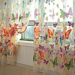 iDealhere(TM) 1pz Farfalla Stampa Tende...
