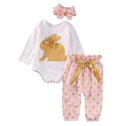 4PCS I neonati appena nati coprono i vestiti del...