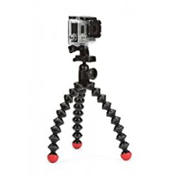 Joby Action GorillaPod Treppiede, Nero