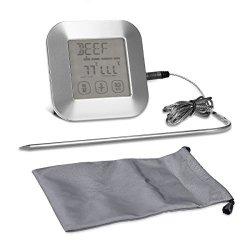 kwmobile termometro digitale per arrosti da...
