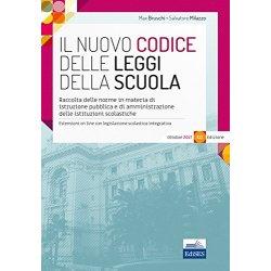 Il nuovo Codice delle leggi della scuola....