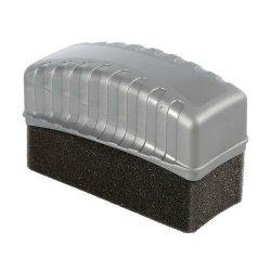 Spugnetta per applicazione lucida pneumatici nero...