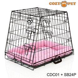 Cozy Pet, gabbia di lusso per cani, da usare in...