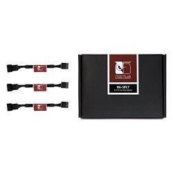 Noctua NA-SRC7 Cavi adattatori a basso rumore a 4...
