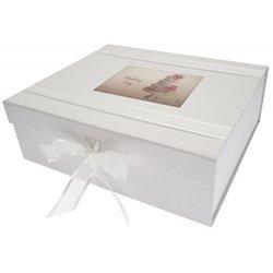 White Cotton Cards-Scatola dei ricordi...