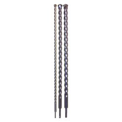 Rolson 48695 - Set di punte lunghe per trapano,...