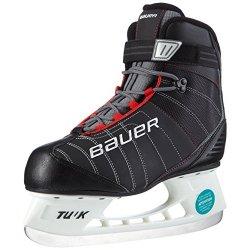 Bauer Adulti Pattini da ghiaccio Bauer React Rec...