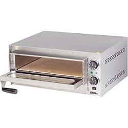 Forno per pizza professionale Casselin CFRP1 in...
