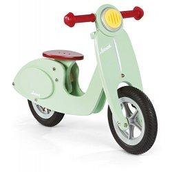 Janod J03243 - Bicicletta senza pedali Scooter,...