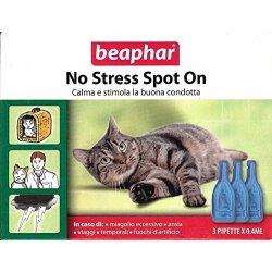 Beaphar Gatto No Stress Spot On 3 PIP da 0,4 ml -...