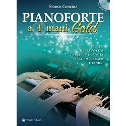 Pianoforte a 4 mani gold. Con CD-Audio