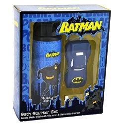 Batman DC Comics Set per Bambini Bagno Schiuma e...