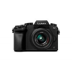 Panasonic LUMIX DMC-G7K Fotocamera Mirrorless...