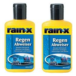 Rain X - Repellente pioggia per cristalli di auto...