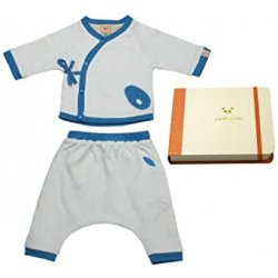 Pandi Panda, Completino pigiama per bambini, Blu...