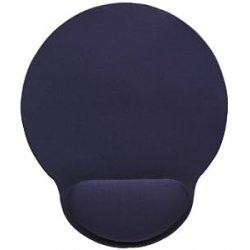 Manhattan Mousepad Gel ergonomico Blu