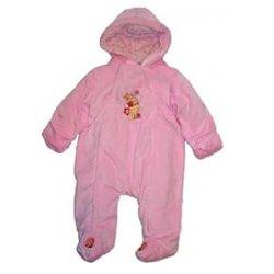 Disney Pooh Baby-Tutina invernale pramsuit, 6-9...