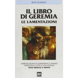 Il libro di Geremia-Le lamentazioni