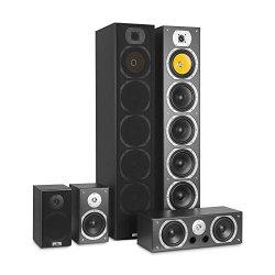 Auna V9B Surround Altoparlante • Set diffusori...