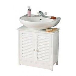Premier Housewares Mobile sottolavello per bagno...