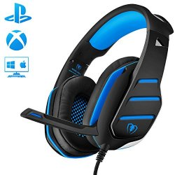 Cuffie Gaming per PS4 PC, Beexcellent Super...