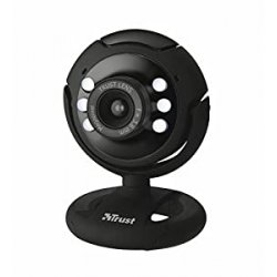 Trust SpotLight Webcam Pro con risoluzione 1280 x...