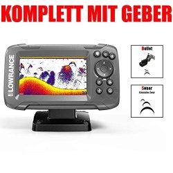 ECOSCANDAGLIO LOWRANCE HOOK2-4X GPS FISHFINDER...