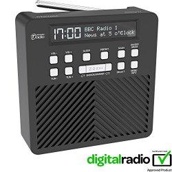 AZATOM Sonance T1 Radio-Sveglia PortatileDAB...