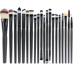 EmaxDesign 20 pezzi-Set di pennelli professionali...