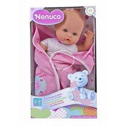 Famosa 700012123 - Nenuco, Bambola con effetti...