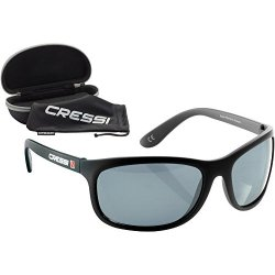 Cressi Rocker, Occhiali da Sole Polarizzati,...