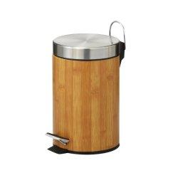Zeller 18561 - Cestino per i rifiuti in metallo...