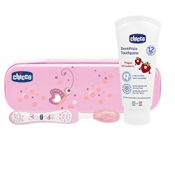 Chicco 00007533100000 Set Dentale, Rosa