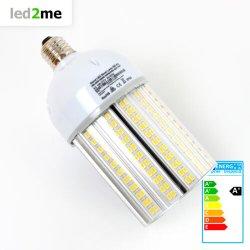 LED Straßenlampe E27 20W 230V 4000K 2800lm HQL...