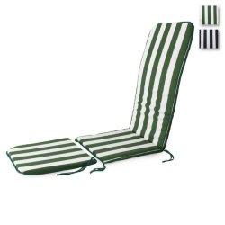 Cuscino per sedia a sdraio da giardino con...