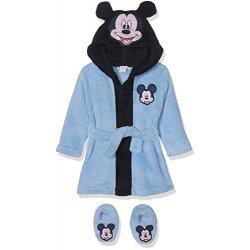 Disney Mickey Mouse, Vestaglia Bimbo, Blu,...