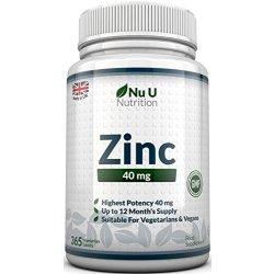 ZINCO 40mg - 365 compresse (Fornitura per 12...