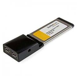 StarTech.com FireWire 1394b ExpressCard Scheda...