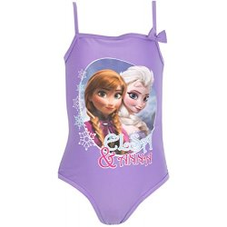 Disney Frozen - Costume da bagno Ragazza - Frozen...