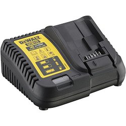 DeWALT DCB115-QW Indoor battery charger Black,...