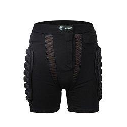 Fianchi e gambe di protezione pad imbottiti...