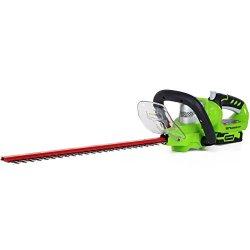 Greenworks Tools 2200107 - Tagliasiepi...