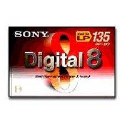 Sony N 8 - 60 P Video cassette - Confezione da 3