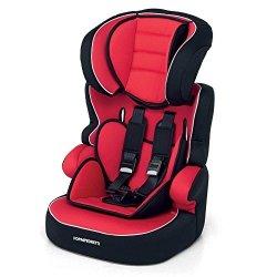 Foppapedretti Babyroad Seggiolino Auto, Rosso