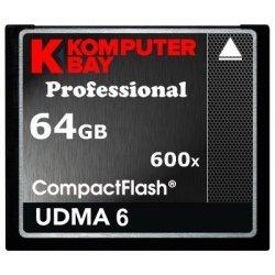 Komputerbay 64GB professionale COMPACT FLASH...