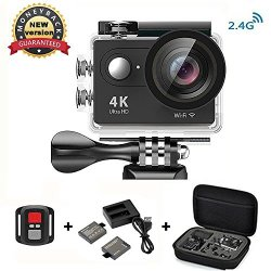 Daping 4K Action Cam Videocamera Full HD 1080P...
