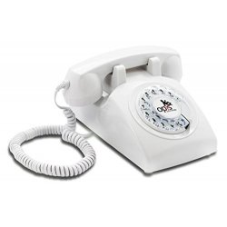 Telefono stile retro Opis 60s cable, design...