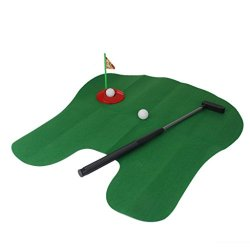 Gioco Di Mini Golf Set Giocattoli Da Toilette...