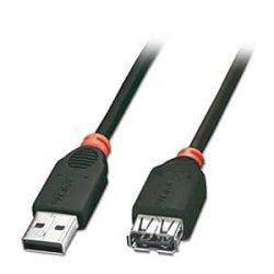 Lindy 31855 - Prolunga USB 2.0 - Tipo A Maschio a...